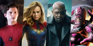 Captain Marvel 2: Brie Larson Assembles Her Avengers Ft. Tom Holland's Spider-Man, Nick Fury To Defeat The 'World-Eater' Galactus In This Fan-Art