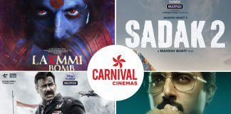 "Carnival Cinemas Takes An Indirect Dig At Akshay Kumar's Laxmmi Bomb & Other Disney+ Hotstar Releases: ""Very Disappointing"""