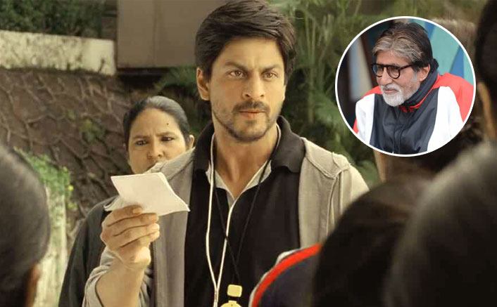 Amitabh Bachchan's THIS Song Inspired Shah Rukh Khan's 'Chak De! India' Title Track