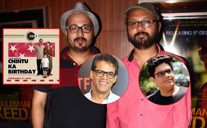 When Tanmay Bhat & Vikramaditya Motwane Helped 'Chintu Ka Birthday' Directors