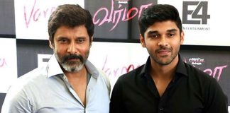 Chiyaan 60: Chiyaan Vikram & Son Dhruv To Team Up For Karthik Subbaraj's Next Directorial?