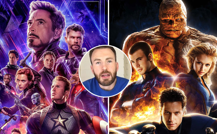 Chris Evans At The Worldwide Box Office: From Avengers: Endgame To Fantastic Four, Top 10 Grossers Of Our Very Own Captain America