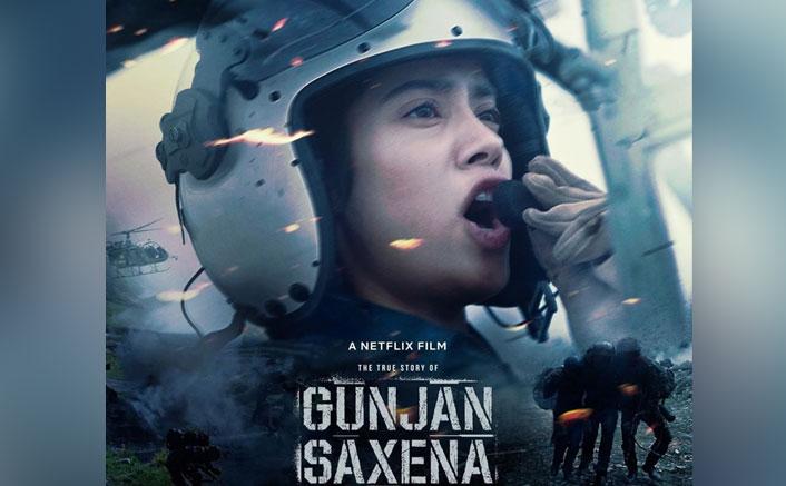 CONFIRMED! Janhvi Kapoor's Gunjan Saxena: The Kargil Girl To Release Directly On Netflix