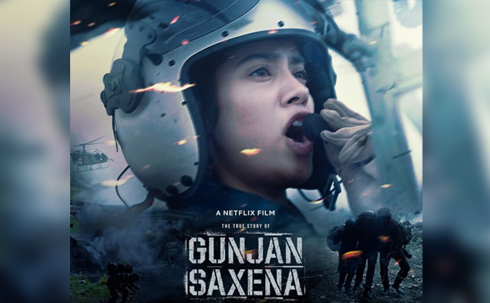 CONFIRMED: Janhvi Kapoor Starrer Gunjan Saxena: The Kargil Girl To Release Directly On This OTT Platform