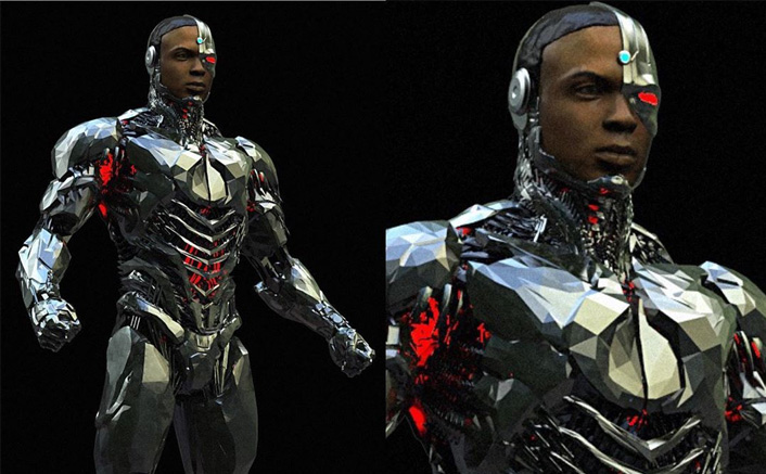 Justice League Snyder Cut: Ray Fisher's Cyborg Concept Art REVEALED