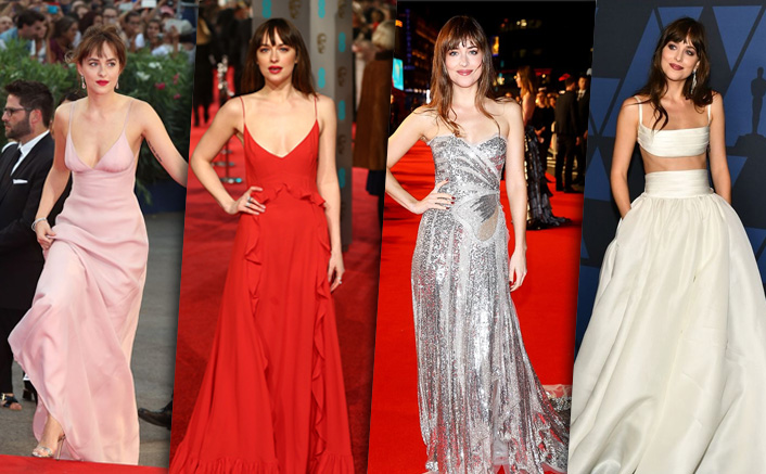 Dakota Johnson's 5 BEST Red Carpet Looks For An Intimate Wedding Amid The Lockdown; Take Notes, Bride-To-Be!