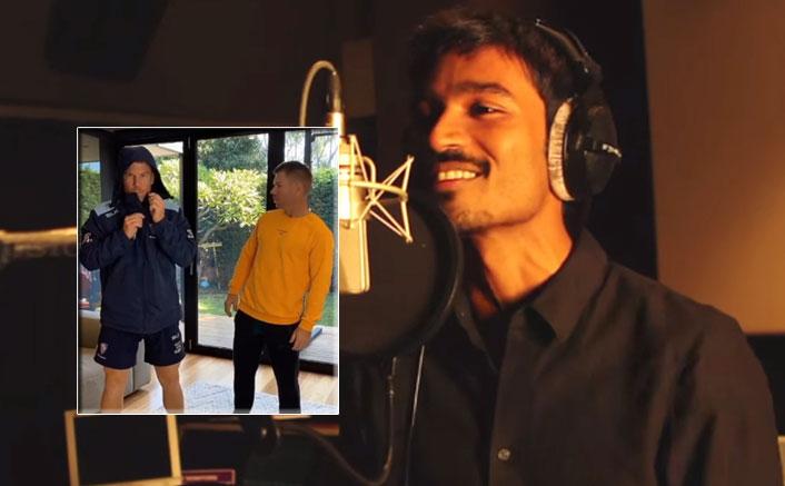 David Warner Showcases A 'Trick' On TikTok To Dhanush's 'Why This Kolaveri Di'