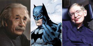 DC Trivia #27: Batman BEATS Even Albert Einstein & Stephen Hawking With His IQ