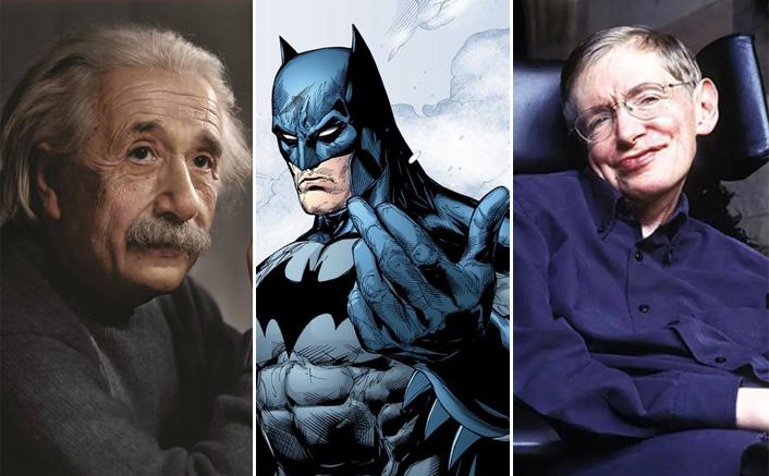 DC Trivia #27: Batman Has More IQ Than Albert Einstein & Stephen Hawking