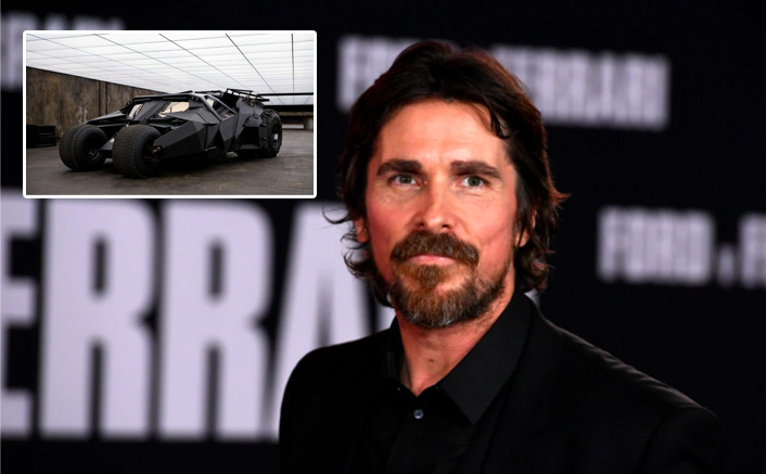 DC Trivia #29: When A Drunk Driver Thrashed 'Batman' Christian Bale's Batmobile Thinking It's An Alien Spacecraft
