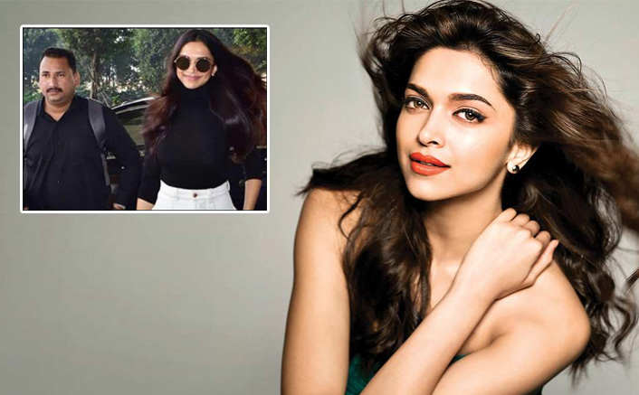 Deepika Padukone's Bodyguard Jalal's WHOPPING Salary Will Make You Question Your Profession!