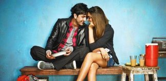 Deepika shares pics from 'first look' test with Ranbir for 'YJHD'