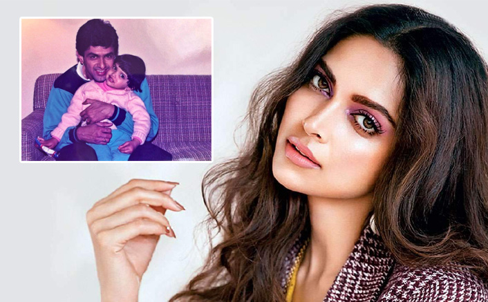 Deepika's dad is her 'greatest off-screen hero'