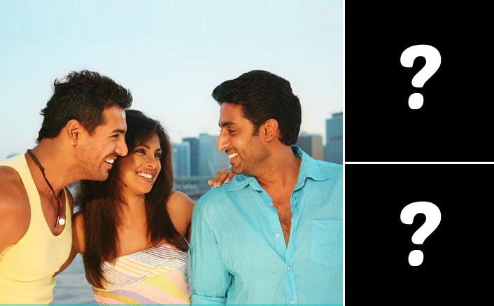 Did You Know? Priyanka Chopra & John Abraham Were Not The First Choice For Karan Johar's Dostana