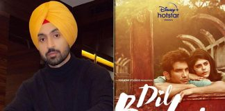 Diljit Dosanjh: 'Jaandaar banda' Sushant's last film should have released in theatres