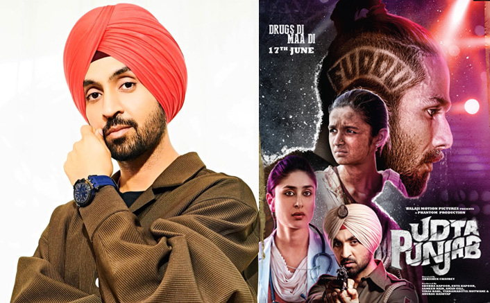 Diljit Dosanjh Celebrates 4 Years Of Udta Punjab, Thanks Makers For The Film