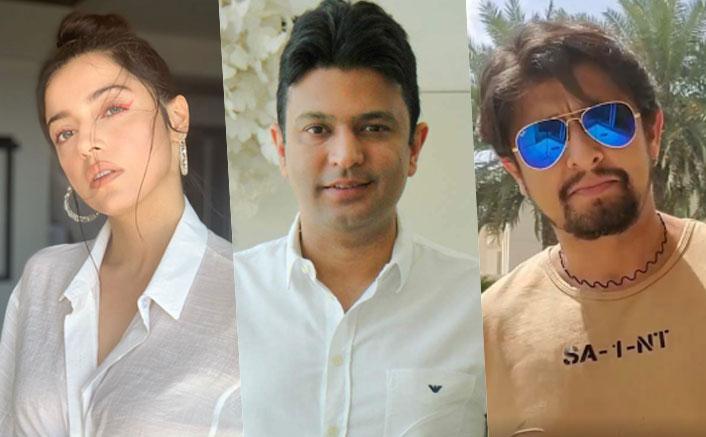 "Divya Khosla BLASTS Sonu Nigam Over Allegations On T-Series' Bhushan Kumar: ""Aaj Publicity Ke Liye…""(Pic Credit: sonunigamofficial/Instagram divyakhoslakumar/Instagram)"