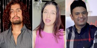 "Divya Khosla Kumar Comes Out In Bhushan Kumar's Support Again & Says, ""Did Sonu Nigam Ji Have Relations With Abu Salem?"""