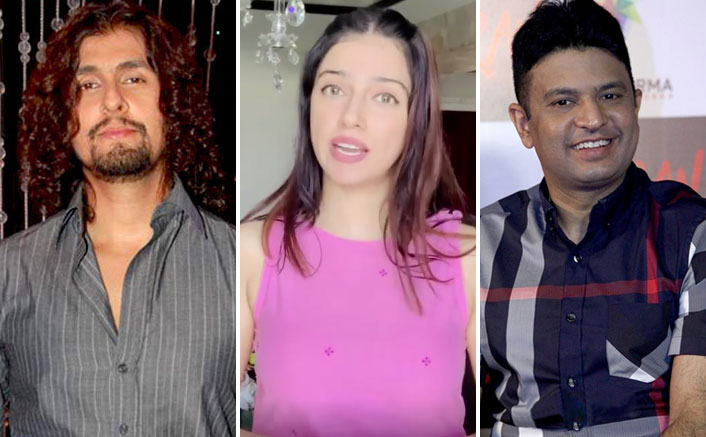 "Divya Khosla Kumar Comes Out In Bhushan Kumar's Support Again; Questions, ""Did Sonu Nigam Ji Have Relations With Abu Salem?"""