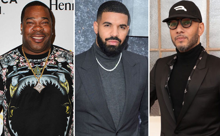 """""""Drake Is A Pu*sy For Real"""" BLASTS Swiss Beatz After Busta Rhymes' Stay Down Gets Leaked"""