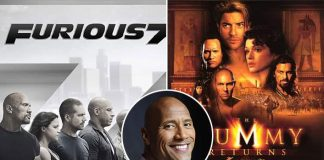 Dwayne Johnson Box Office: From Fast & Furious 7 To The Mummy Returns, Here Are Top 10 Worldwide Grossers Of The Star