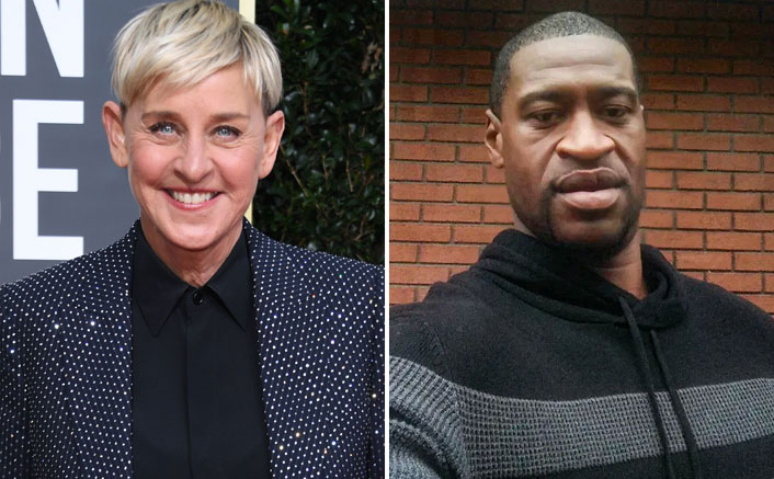 "Ellen DeGeneres On George Floyd's Death: ""I'm So Sad And So Angry..."""