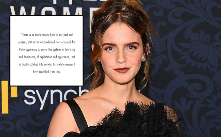 Emma Watson Clarifies Her Stance After Being SLAMMED For Her #BlackoutTuesday Post