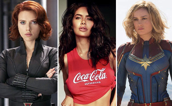 "Esha Gupta: ""What Do Black Widow, Captain Marvel & I Have In Common?"""