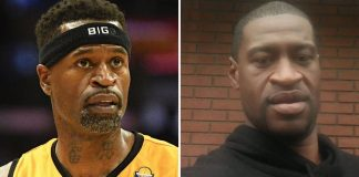 "Ex-NBA Player Stephen Jackson Promises 6-Years-Old Daughter Of Late George Floyd & Says, ""I'm Gonna Walk You Down The Aisle"""