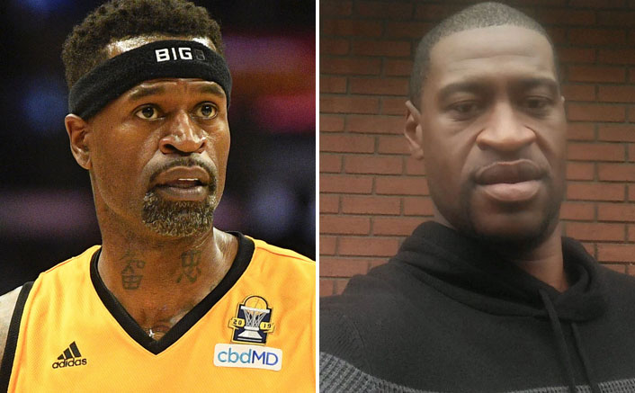 """Ex-NBA Player Stephen Jackson Promises Late George Floyd's 6-Year-Old Daughter: """"I'm Gonna Walk You Down The Aisle"""""""
