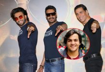 EXCLUSIVE! Akshay Kumar & Ajay Devgn Pulled Out A HILARIOUS Prank On Ranveer Singh During Sooryavanshi Trailer Launch & Ashish Chanchlani Is REVEALING The Deets