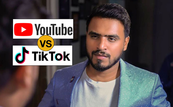"EXCLUSIVE! Amit Bhadana BREAKS His Silence On YouTube VS TikTok: ""YouTube Par Lip Sync Nahi Hota…"""