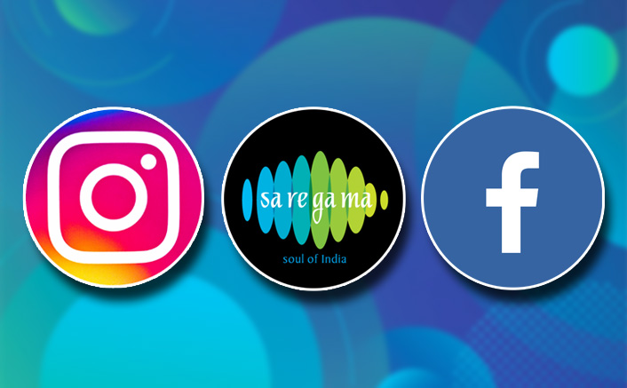 Facebook & Instagram's Experience To Get Musical As The Social Media Giant CRACKS A Deal With Saregama!