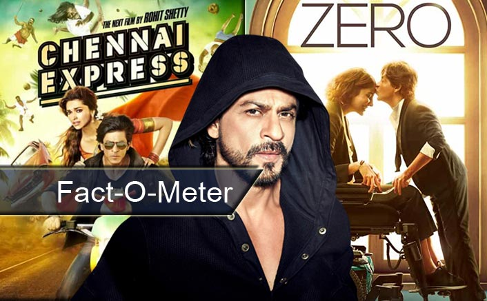 Fact-O-Meter: Since Chennai Express, Shah Rukh Khan Is Following THIS Tradition Without Fail