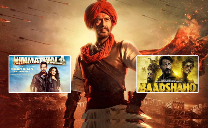 Fact-O-Meter: Tanhaji BEATS Cumulative Total Collection Of Ajay Devgn's Flops Of The Decade By A Margin Of Over 50 Crore!
