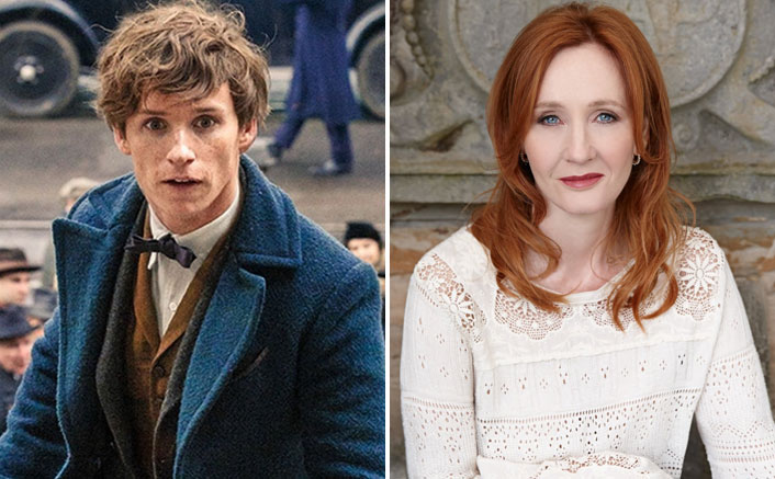 Fantastic Beasts: Eddie Redmayne AKA Newt Scamander Was The ONLY Choice For Lead, Says JK Rowling