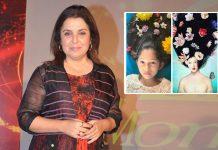 Farah dolls up daughters Anya, Diva to recreate paintings