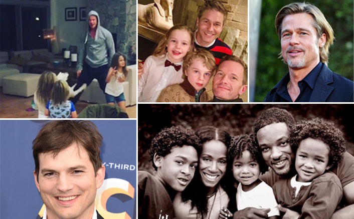 Father's Day 2020: From Brad Pitt, Chris Hemsworth To Neil Patrick Harris, 5 Modern-Day Dads Who Inspire Us!(Pic Credit: willsmith/Instagram chrishemsworth/Instagram nph/Instagram)