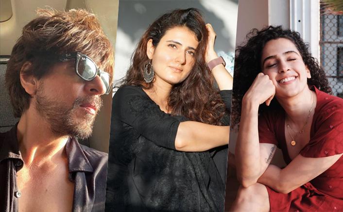 Fatima Sana Shaikh Wants To See Shah Rukh Khan STRIP On Mumbai Streets, Clarifies Dating Rumours With Sanya Malhotra