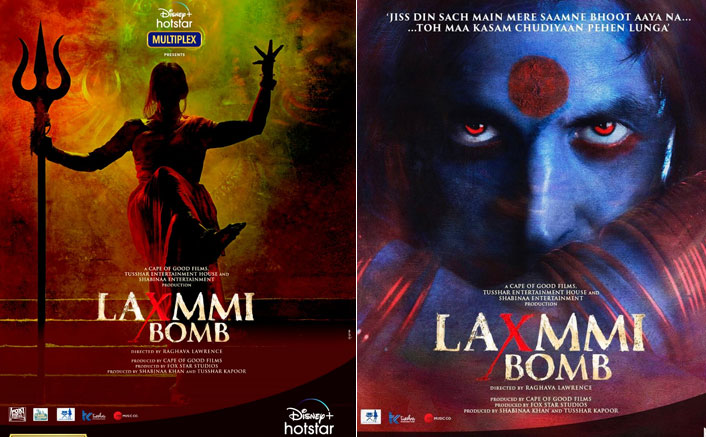 Laxmmi Bomb: Akshay Kumar's Latest Posters On 'How's The Hype?': BLOCKBUSTER Or Lacklustre?