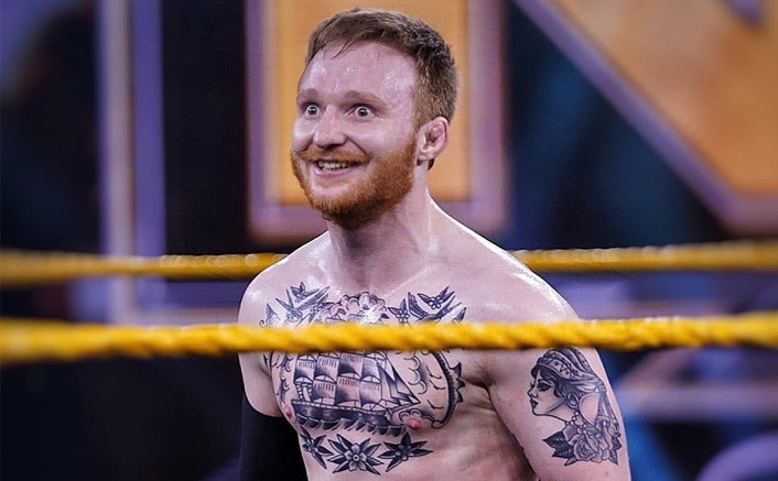 Following Sexual Assault Allegations, WWE Releases Jack Gallagher!(Pic Credit: mrgentlemanjack/Instgram)