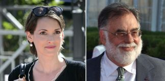 """Francis Ford Coppola DISAGREES With Winona Ryder's Statement Of Abusing Her: """"This Isn't How It Happened"""""""