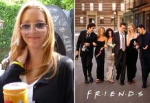 FRIENDS: Lisa Kudrow AKA Phoebe Has Never Re-Watched The Show