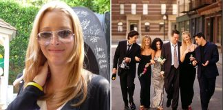 FRIENDS: Lisa Kudrow AKA Phoebe Has Never Re-Watched The Show
