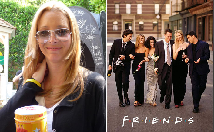 FRIENDS: Lisa Kudrow AKA Phoebe Wants The Entire Cast To Sit Together & Rewatch The Show