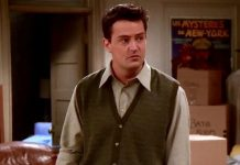 FRIENDS: When Matthew Perry Asked To DELETE Chandler's Strip Club Scene