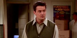 FRIENDS: When Matthew Perry Asked To DELETE Chandler's Strip Club Scene