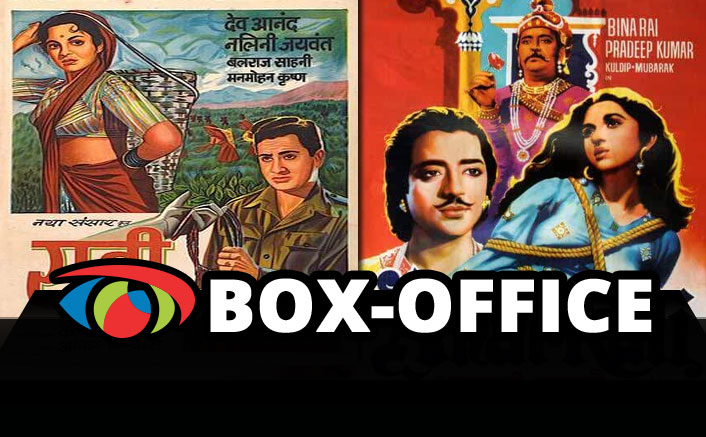 From Anarkali To Rahi - Top Bollywood Box Office Grossers Of 1953