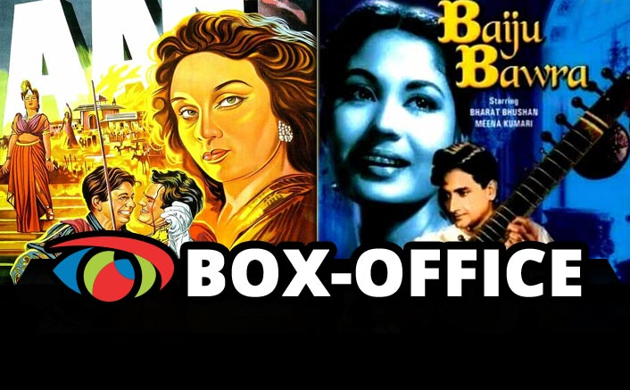 From Dilip Kumar's Aan To Bharat Bhushan's Baiju Bawra - Top Bollywood Box Office Grossers Of 1952