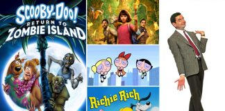 From Dora to Scooby-Doo, Watch your favourite childhood characters in action on Amazon Prime Video